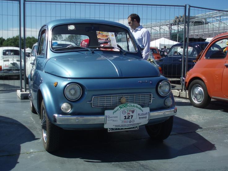 Fiat 500 special ediction