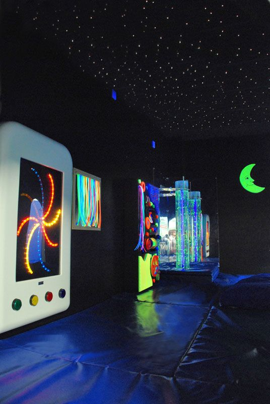 Sensory Integration Room Design: Sensory Equipment, Sensory Wall