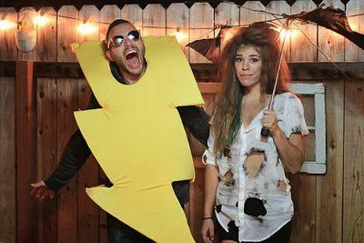 meilleurs costumes halloween de couples 15   Les meilleurs costumes Halloween de couples   photo image halloween déguisement Couple costume ...