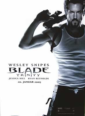 Ryan Reynolds in Blade Trinity