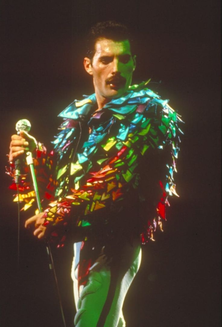 8 Reasons To Celebrate With Freddie Mercury On His Birthday....