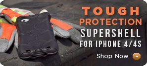 iPhone Supershell, for men going tough.