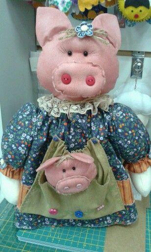 Miss Piglet