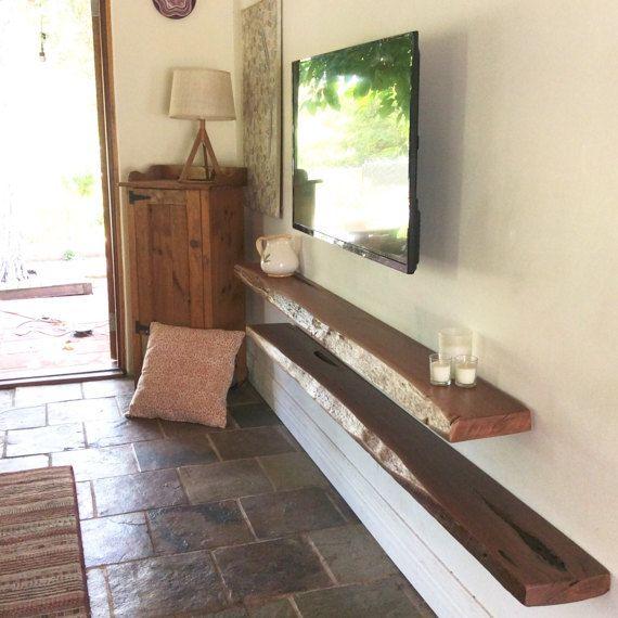Tv Wall Floating Shelves Living Room