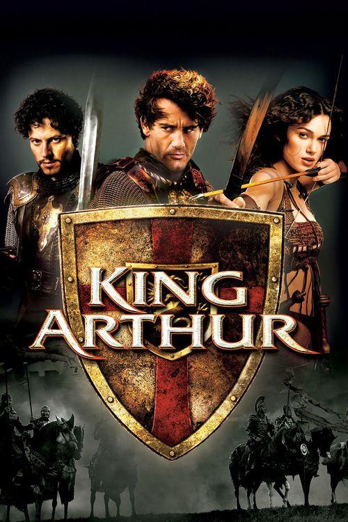 Watch King Arthur (2004) Full Movie Online Free
