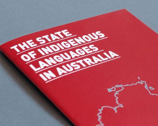 The State of Indigenous Languages in Australia - Peter Borg Portfolio - The Loop