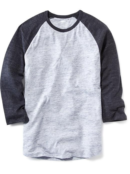Baseball Tee for Men that I, a Woman, Will Wear
