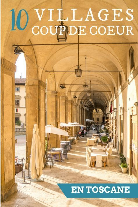 Incontournables en Toscane: 7 villages qui vous feront découvrir l'Italie autrement. #Italie #voyage #voyagevoyage #Europe #backpacking