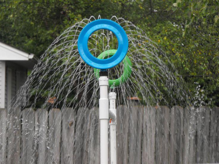 DIY Kid Sprinkler