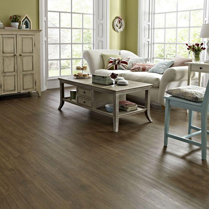 Living Room Flooring Pinterest: Karndean Knight Tile Mid Brushed Oak KP102 Vinyl Flooring
