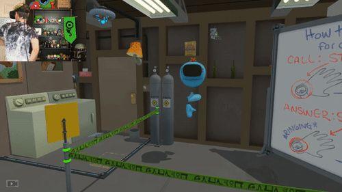 WUBBA LUBBA DUB DUB | Rick And Morty VR #1 (HTC Vive Virtual Reality)
