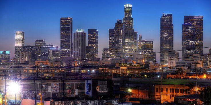 https://flic.kr/p/ePVfeY   Downtown Los Angeles 6th   Jun. 17, 2013. Downtown Los Angeles, Los Angeles, CA.  This is day 360/365 of my 365 project.