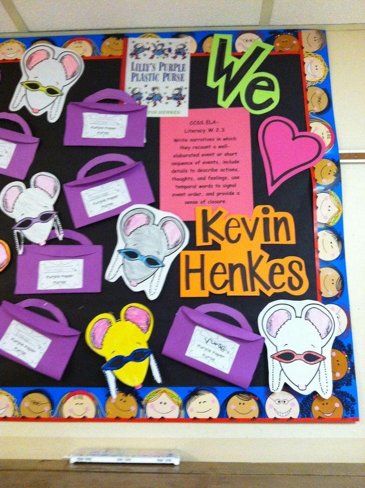 Kevin Henkes - harpercollins.com