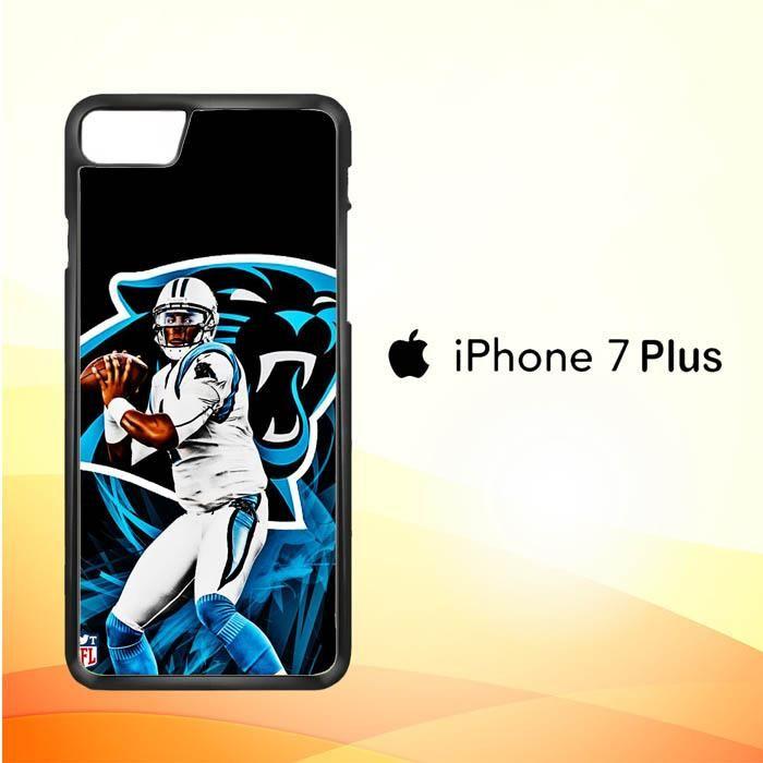 Cam Newton Panthers X4912 iPhone 7 Plus Case