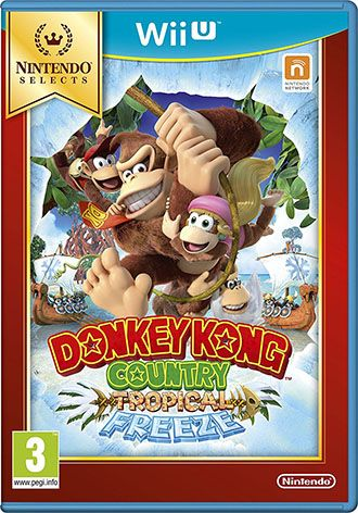 Donkey Kong : Tropical Freeze