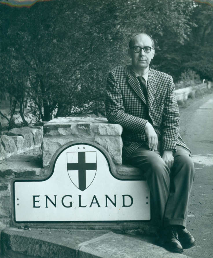 """Poetry is nobody's business except the poet's, and everybody else can f*** off."" Philip Larkin"