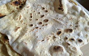 Pane di azzimo, ricetta di bonci