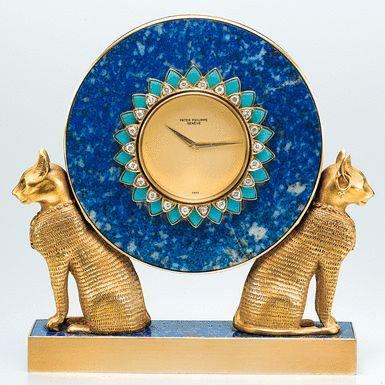 MINIATURA EGIPCIO - estilo de tabla RELOJ 1978 REF 2011
