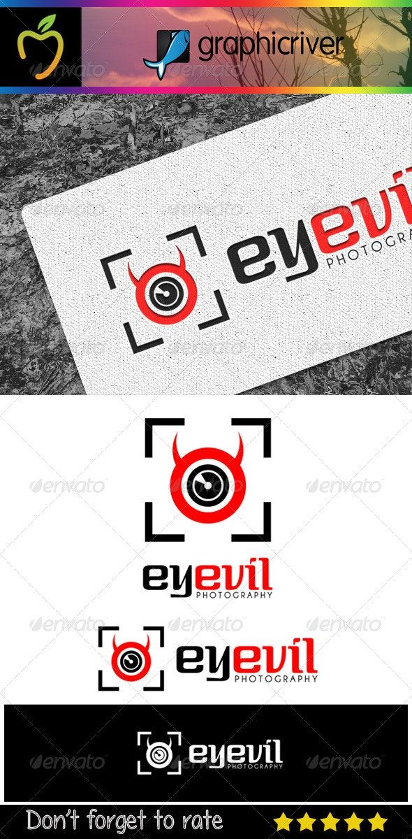 Eyevil Photography Logo