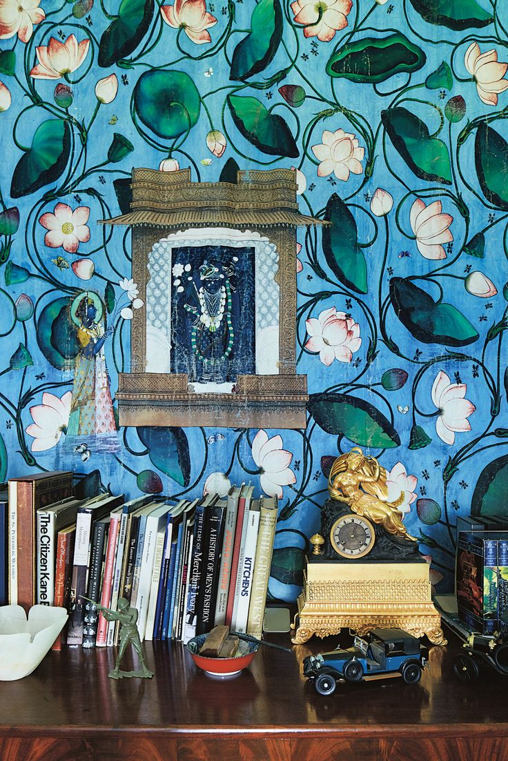 458 best Wallpaper images on Pinterest | Canvases, Chinoiserie and Paint
