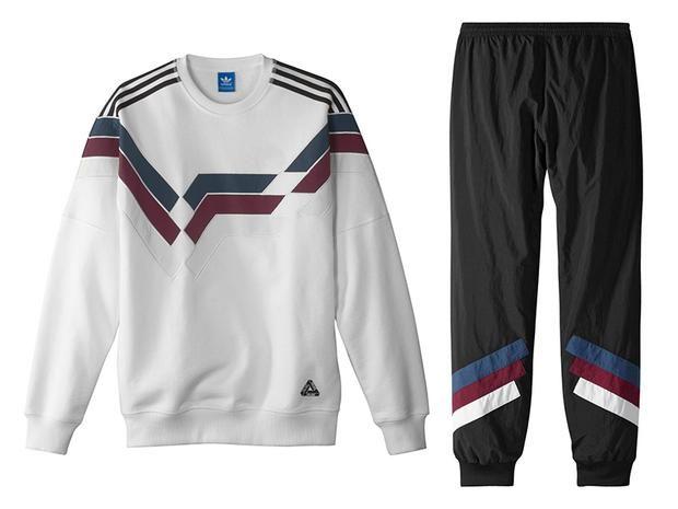 Palace x Adidas Originals Collection - New York Pop Off Shop - Style.com