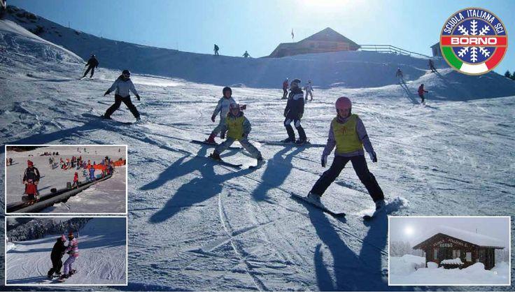 Scuola di sci e snowboard - Borno