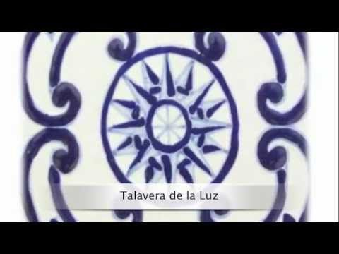 Great video describing the traditional production process of Talavera!