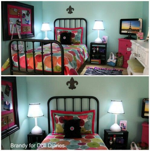 American Girl Doll Bedroom: 17 Best Images About DIY Bedroom Ideas And Inspiration