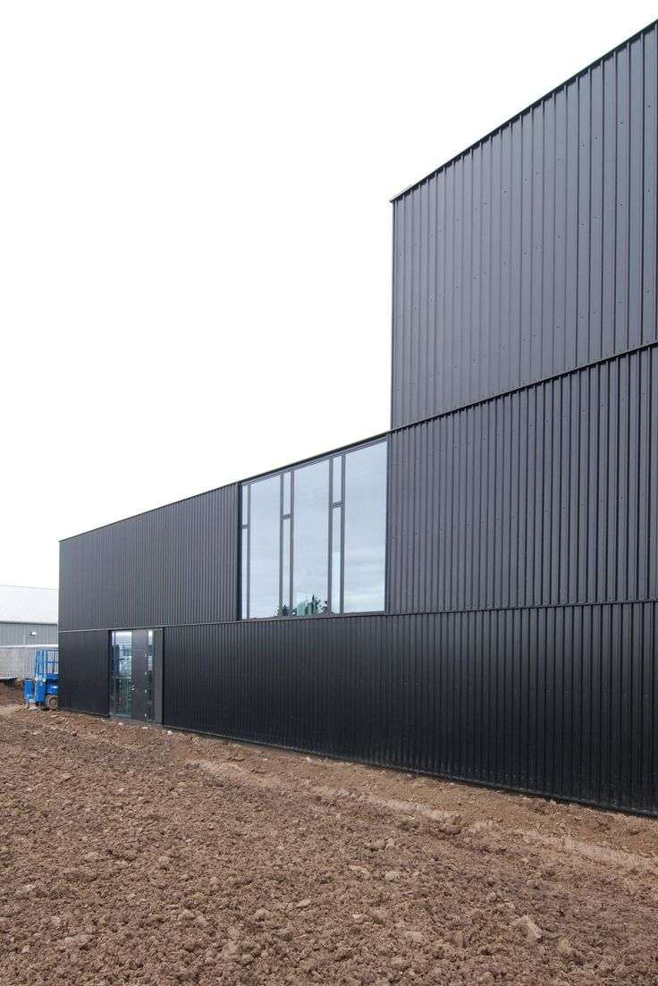First phase of new HQ for SengS, Aberdeenshire.