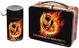 The Hunger Games - Lunchbox Mockingjay by NECA | Popcultcha