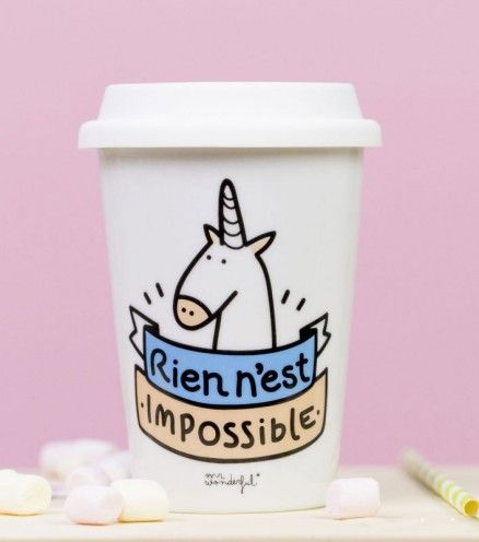 Rien n'est impossible ! Dream like a Unicorn !