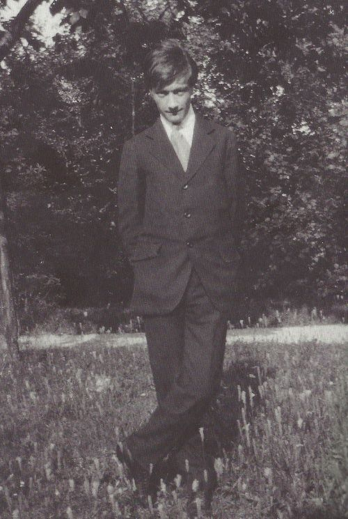 """No one has ever written or painted, sculpted, modeled, built, invented, except to get out of hell."" Antonin Artaud, 1924"