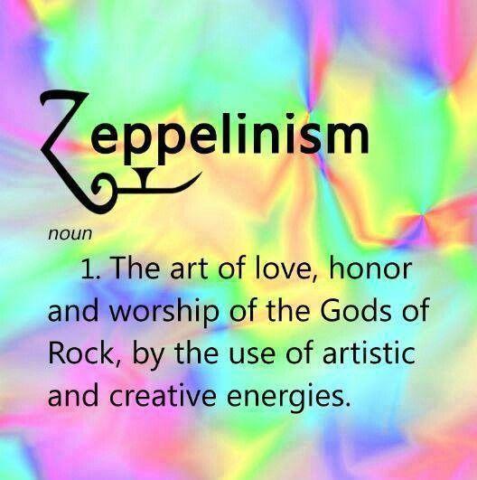 http://custard-pie.com/ Led Zeppelin - #gettheledout                                                                                                                                                      More