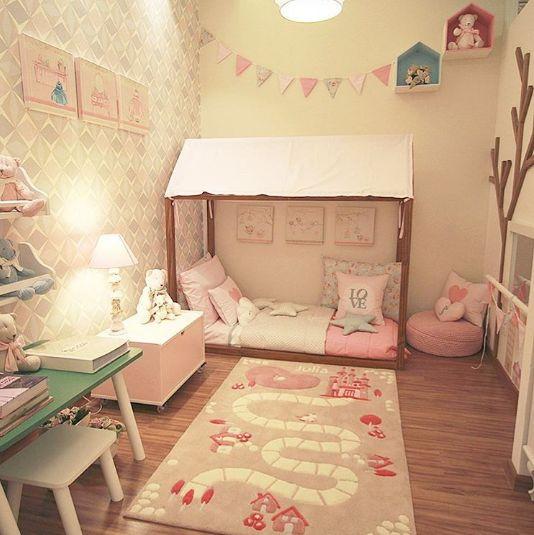 Como criar um quarto montessoriano : dicas e conceitos para criar um quarto montessiorano com tudo o que seu pequeno precisa, no blog da Lilibe! Vem ver!