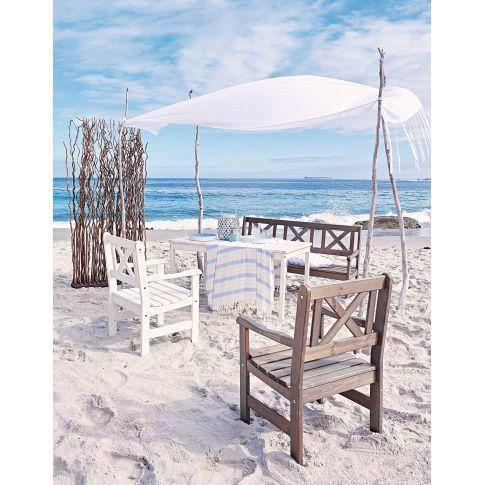 Sichtschutz Willow Vorderansicht Beach lounge, Outdoor