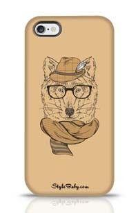 Mr. Fox Apple iPhone 6 Plus Phone Case