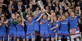 Chelsea Londra a castigat Europa League  Echipa engleza Chelsea Londra a castigat, miercuri seara, trofeul Europa League, dupa ce a invins in finala formatia portugheza, Benfica Lisabona, cu scorul de 2-1.  http://www.kalibet.ro/pariuri-sportive/stiri-sportive/fotbal/uefa-europa-league/chelsea-londra-a-castigat-europa-league.html