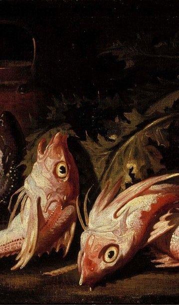 Giuseppe Recco, hopelijk verse vis