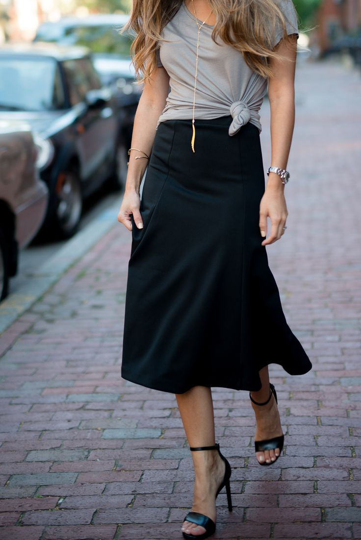 best 25 black midi skirt ideas on pleated