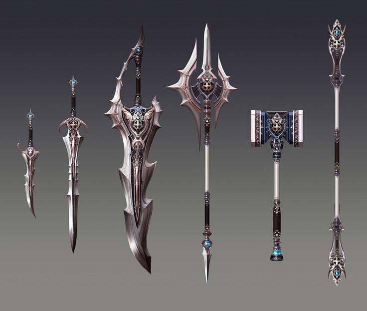 17 Best images about 2D-Weapon Design on Pinterest ...