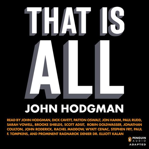 That Is All (Unabridged) - John Hodgman | Comedy |567380086: That Is All (Unabridged) - John Hodgman | Comedy |567380086 #Comedy