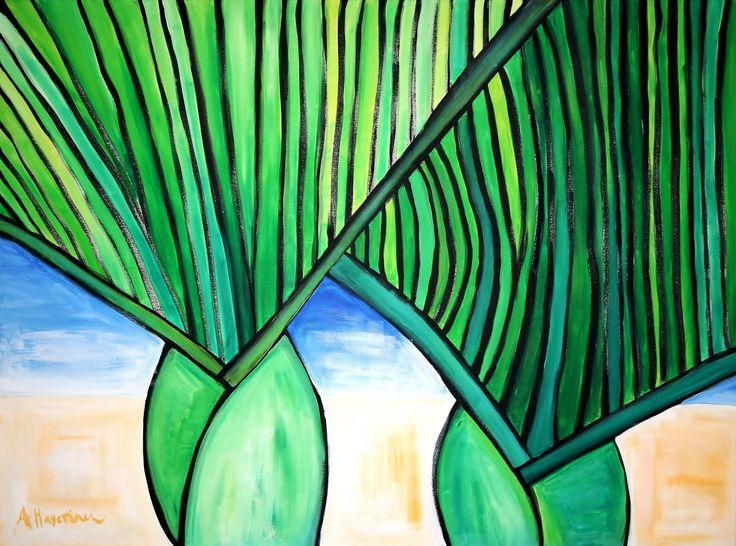 Amanda Haverinen/ Nikau Palms