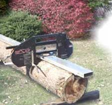 The Ripsaw is a chainsaw* driven BAND SAW http://www.ripsaw.com/sawmills.html