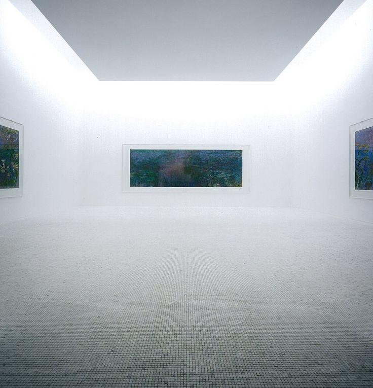 アーティスト:クロード・モネ「睡蓮」&建築:安藤忠雄 http://www.benesse-artsite.jp/chichu/