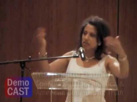 Brigitte Gabriel supports Israel as the vanguard against Islamism