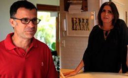 Os arquitetos Beto Figueiredo e Luiz Eduardo Almeida explicam a reforma feita na casa de Malu Mader, no programa Casa Brasileira.