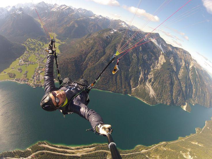 Hike & Fly | Tandemsprung mit Kick