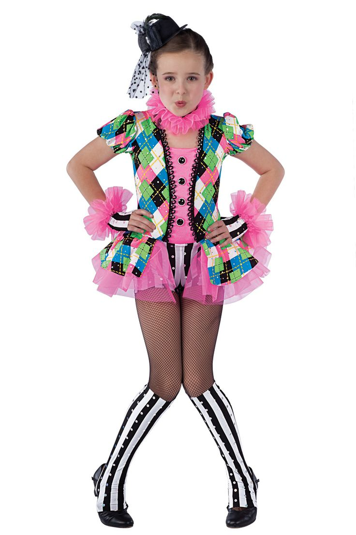 dance recital - costume inspiration