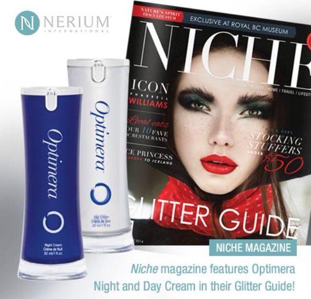 Niche magazine feature