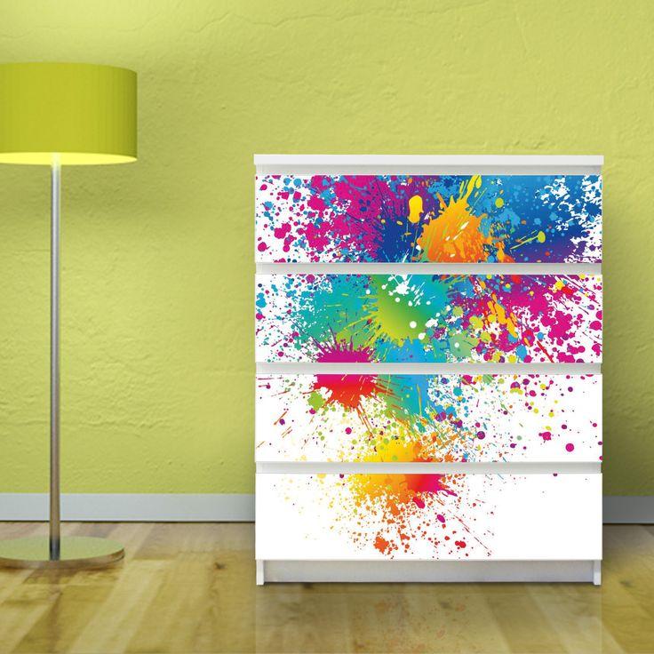 Ikea möbel aufpeppen  Die besten 25+ Schrankfolie Ideen auf Pinterest, die dir gefallen ...